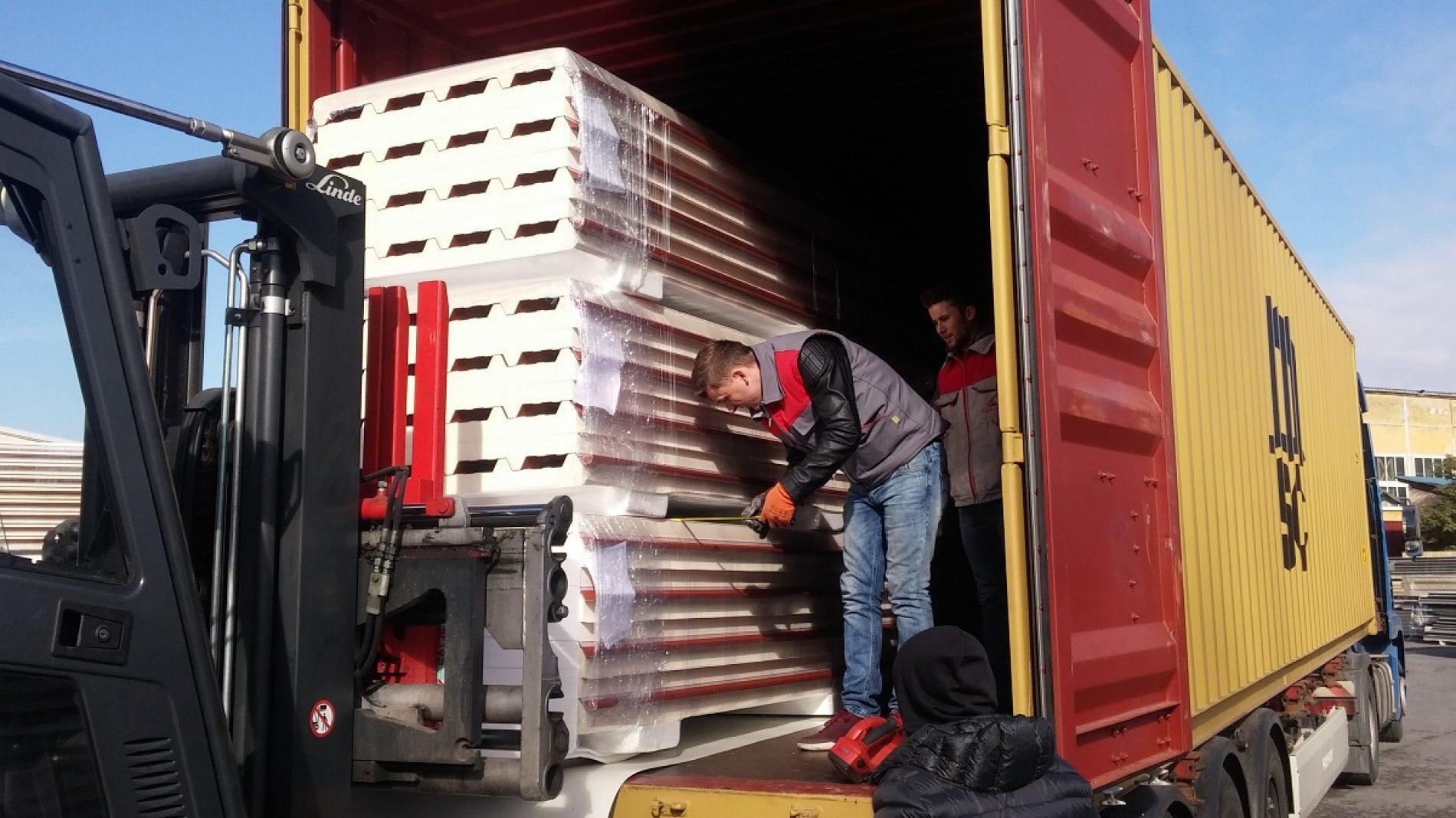 Izvoz bosanske firme Alternativa: Kontejneri panela krenuli za Hong Kong