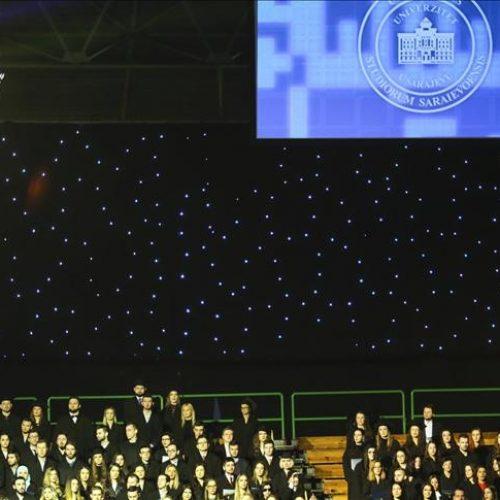 Univerzitet u Sarajevu u subotu promovira 5.246 diplomanata i magistranata