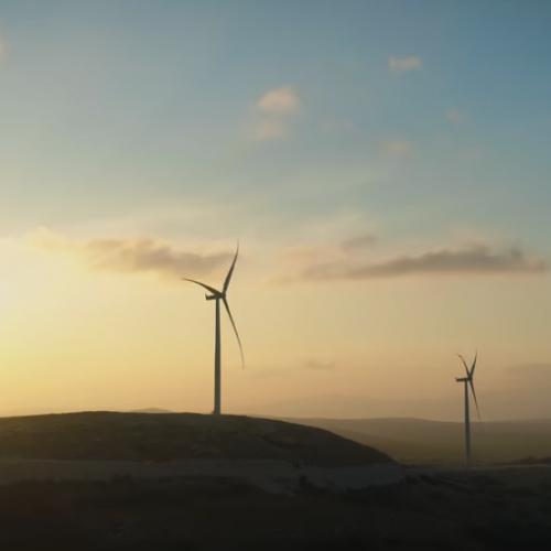 Tamo gdje vjetar duva: Vjetropark u okolini Duvna (VIDEO)