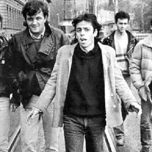 Pjevač Zabranjenog pušenja Davor Sučić: Nele laže da je bio ugrožen u Sarajevu