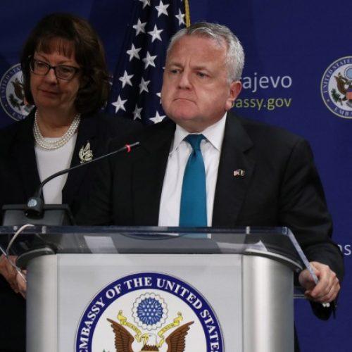 SAD ostaju opredijeljene za zaštitu suvereniteta Bosne i Hercegovine (VIDEO)