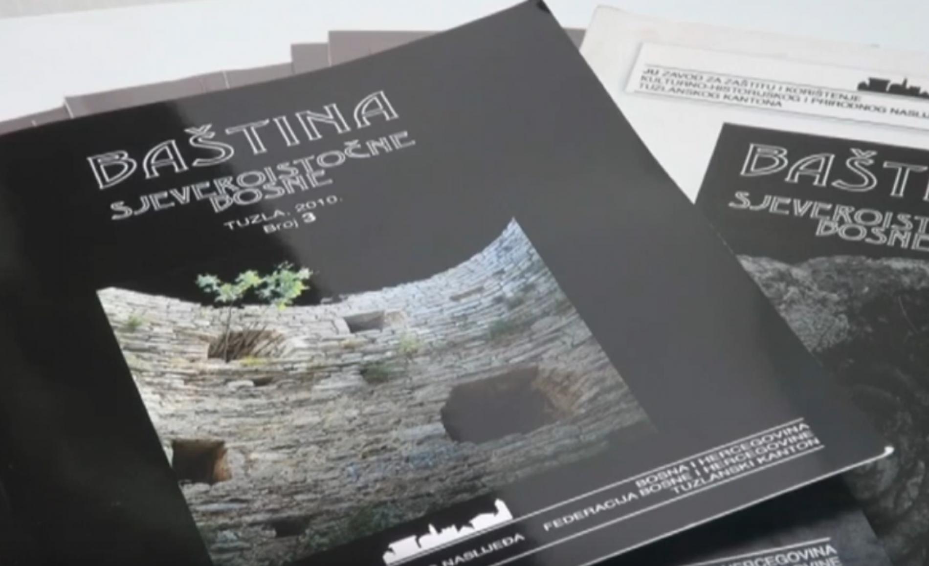 Brinu o baštini tuzlanskog kraja: Godišnjica rada obilježena promocijom izdanja i izložbom (Video)