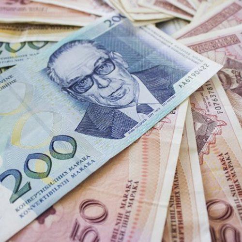 Prosječna plata u Bosni i Hercegovini sve bliže 900 BAM
