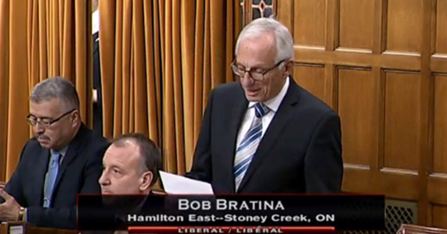 Komšić zahvalio kanadskom parlamentarcu na podsjećanju na Dan državnosti Bosne i Hercegovine