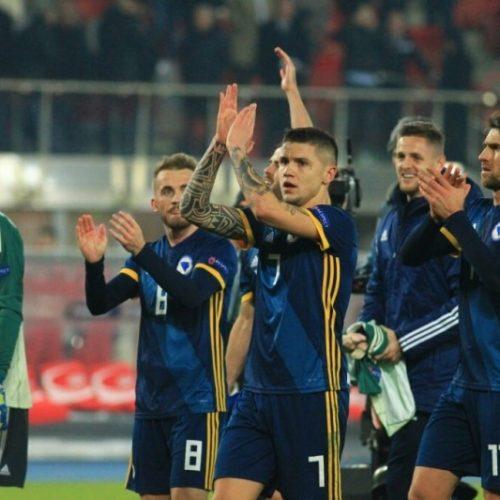 Bosna i Hercegovina saznala imena protivnika u kvalifikacijama za EURO 2020