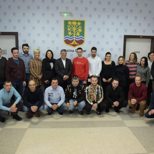 Zahvaljujući Općini Centar još 23 mlade osobe pokreću biznis