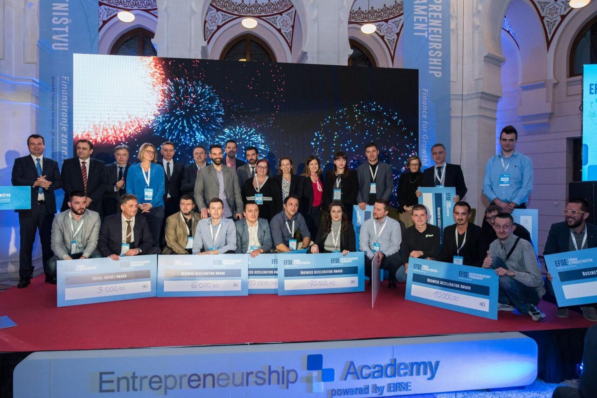 Podrška poslovnim idejama – 14 mladih dobilo po 10 hiljada eura za svoje biznise