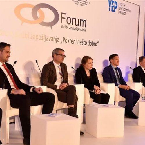 Održan 6. Forum službi zapošljavanja: Podržano pokretanje više od 100 biznisa