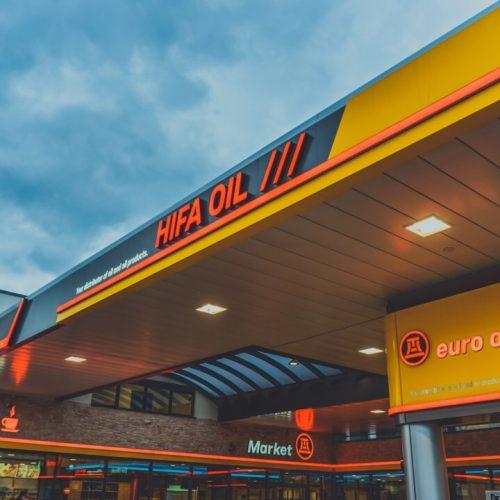 Hifa Oil – prva domaća kompanija koja je sa maloprodajom izašla na inostrano tržište