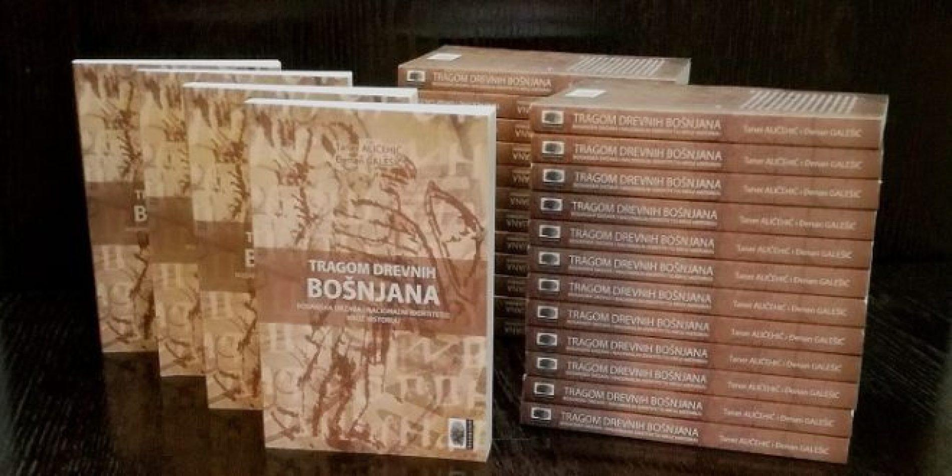 """Promocija knjige """"Tragom drevnih Bošnjana"""" u Mostaru"""