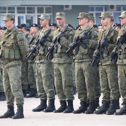 Kosovo dobilo svoju vojsku