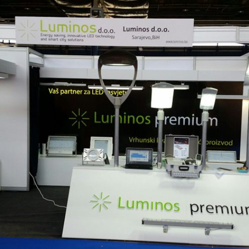 Sarajevska firma Luminos investira u novi pogon za proizvodnju ambijentalne i LED rasvjete