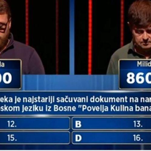 Osvrt na kviz pitanje na televiziji 'Nova BH': Opšti bezobrazluk spram svjetske kulturne baštine