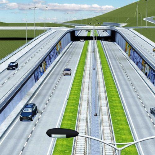 Krenula izgradnja brze ceste koja povezuje Sarajevo sa Vogošćanskom petljom