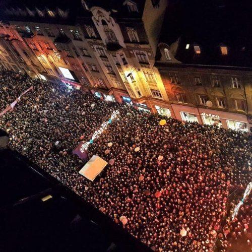 Sarajevo iz godine u godinu održava trend popularnosti