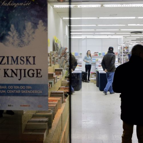 U Sarajevu otvoren 14. Zimski salon knjige: Prilika za kupovinu izdanja po povoljnim cijenama