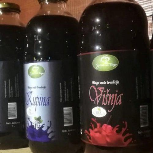 """""""Zlatna kap"""" iz Visokog – fokus na proizvodnji sokova koji su dio bosanske tradicije"""