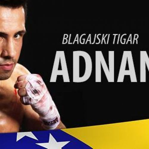 Nakon iscenirane doping afere, Adnan Ćatić se vraća u ring