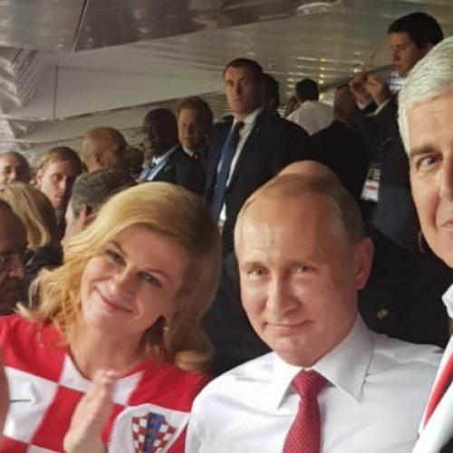 Nakon Banjaluke produžio za Beograd: Čović boravio u Srbiji 9. i 10. januara