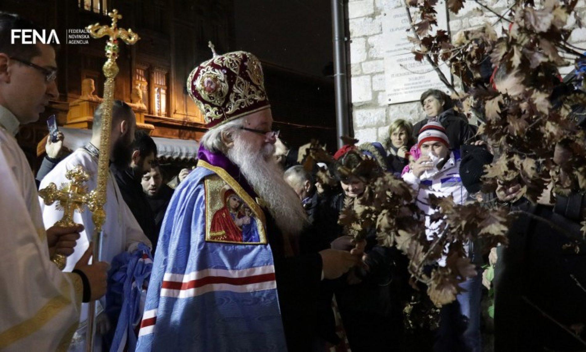 Mitropolit dabrobosanski Hrizostom pred najveći hrišćanski praznik: Bog traži dobru volju među ljudima
