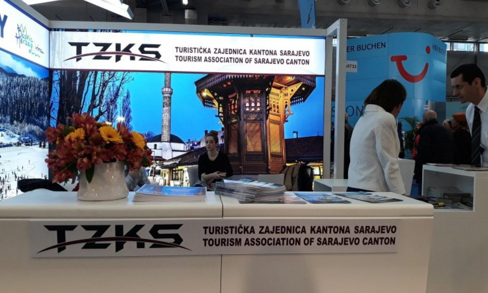 Prvi put predstavljena turistička ponuda Kantona Sarajevo na najjačem sajmu u Austriji