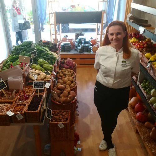 Eko povrće i voće iz Hercegovine: Jasmina zapošljava 24 radnika i obrađuje 120 dunuma zemlje