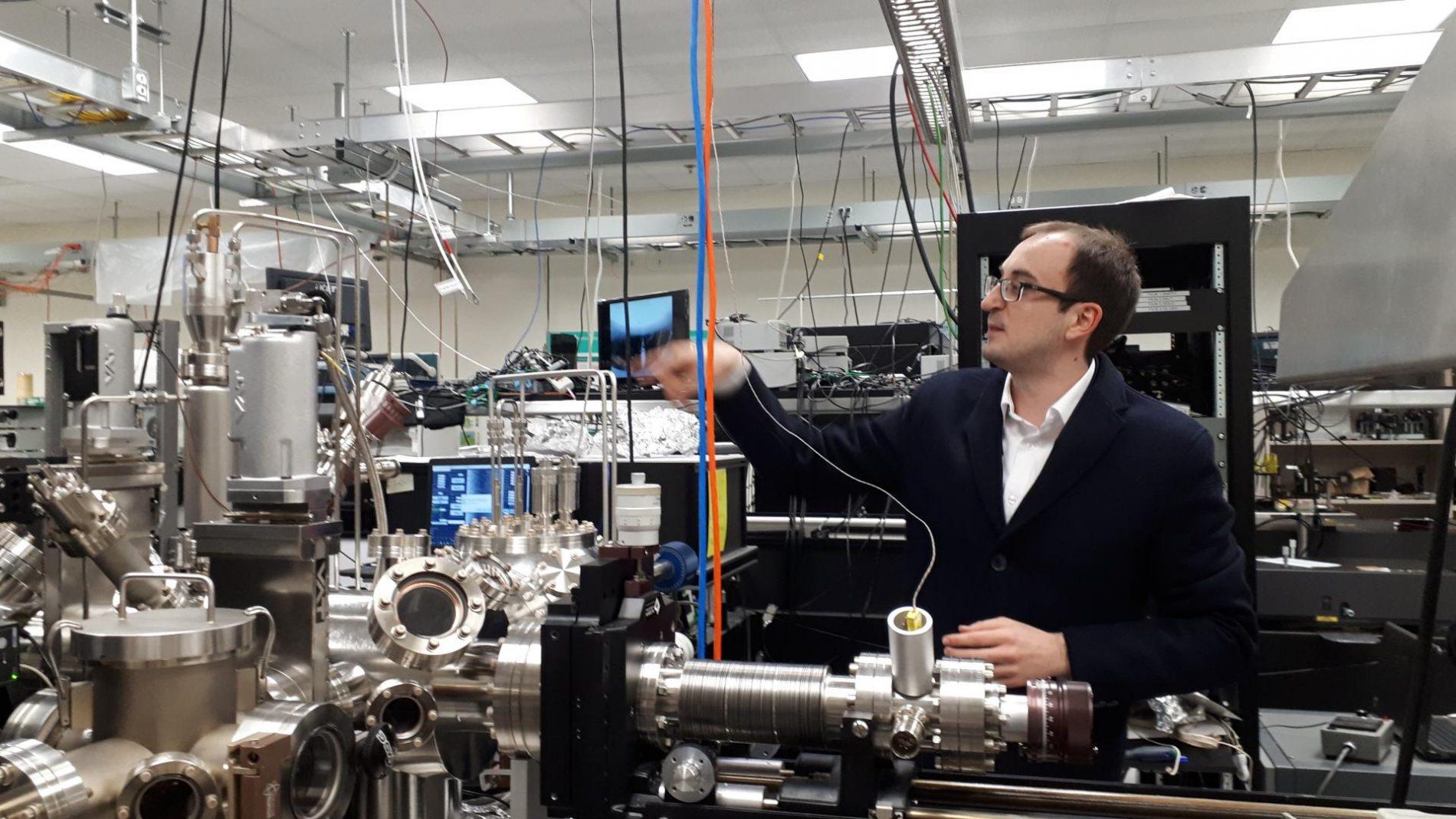 Bosanac dr Vedran Jelić uspješan je fizičar u Sjevernoj Americi