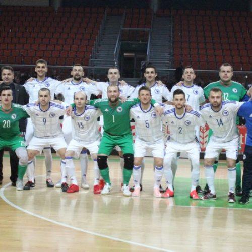 Futsal: Bosna i Hercegovina nakon Švicarske deklasirala i Škotsku  (Video)