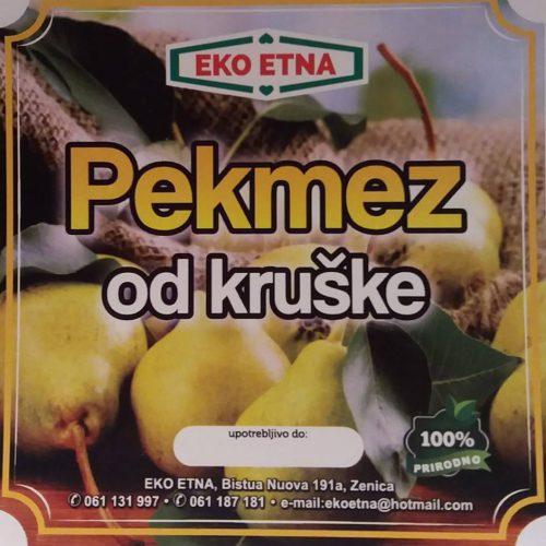 """Eko etna"" – primjer uspješne porodične firme: Na plantaži imaju zasađeno 60 vrsta autohtonih voćki"