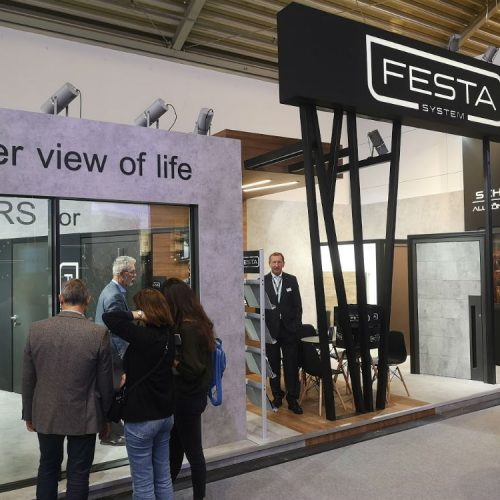 Uspješna domaća firma: Festa System na vodećem svjetskom sajmu za arhitekturu predstavila vlastitu proizvodnju