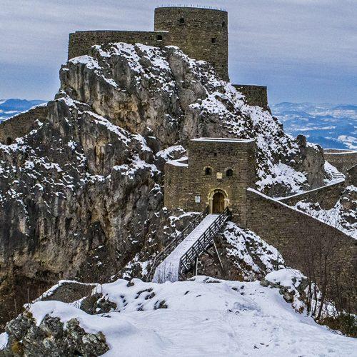 Srebrenička Gradina: Dom srednjovjekovne bosanske vladarske kuće – Kotromanića