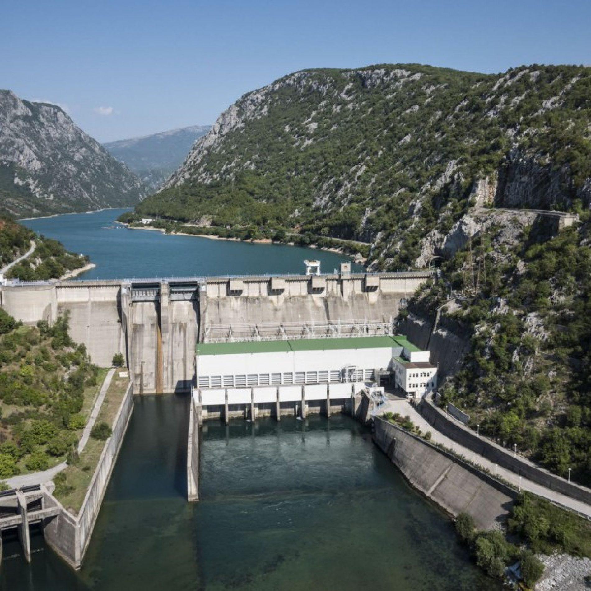 Bosna i Hercegovina prošle godine izvezla struje u rekordnoj vrijednosti od 574 miliona KM
