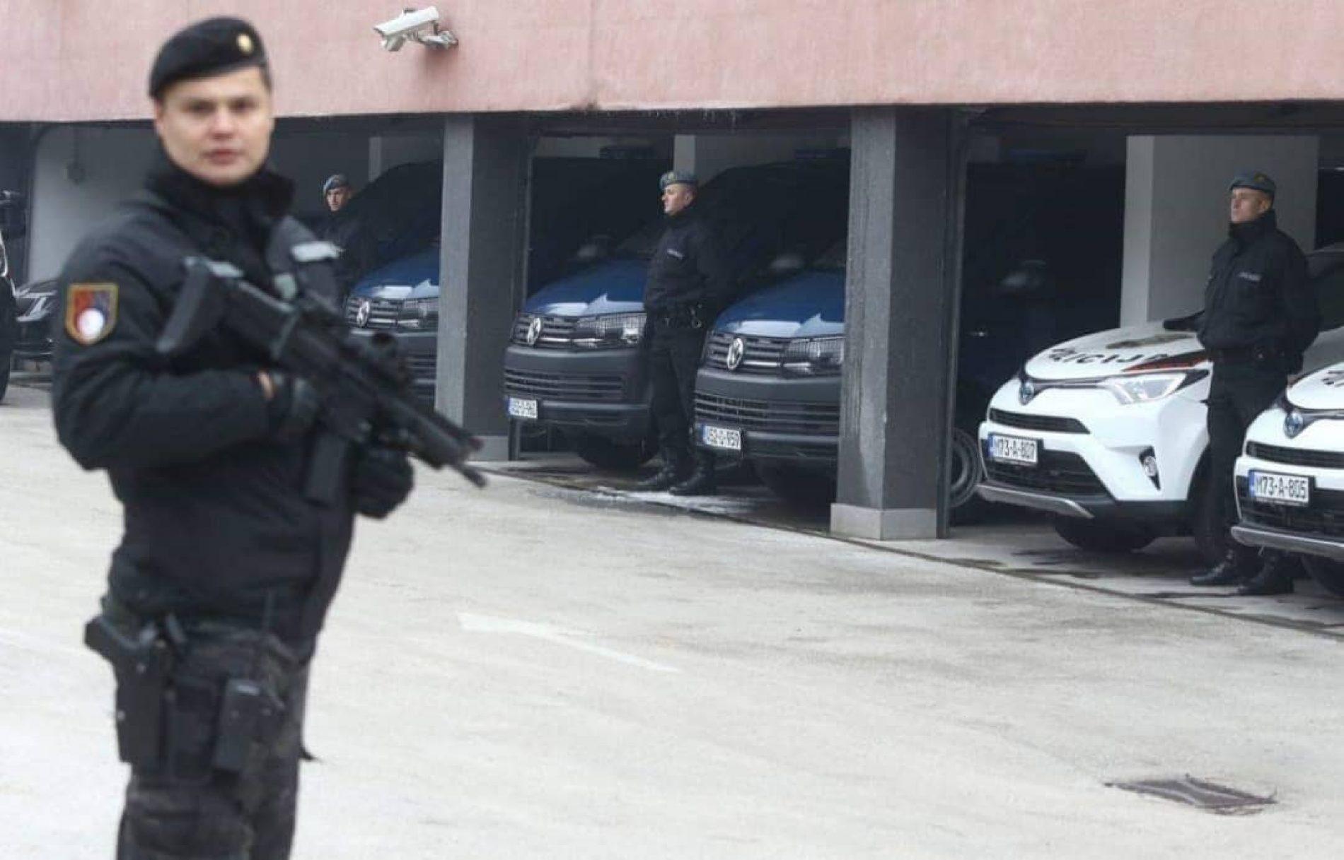 Novi ministar MUP-a Kantona Sarajevo: MUP ćemo pojačati sa helikopterom