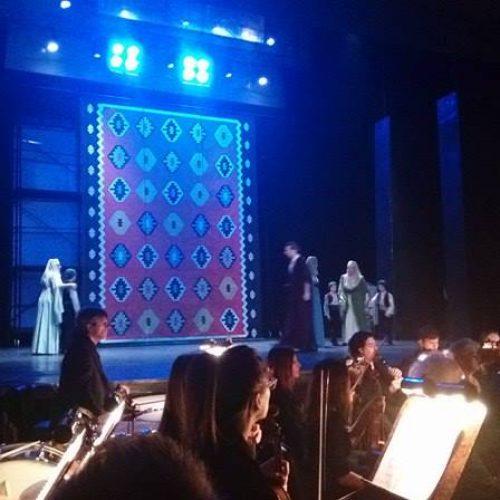 """U subotu na sceni Narodnog pozorišta Sarajevo opera """"Zmaj od Bosne"""""""