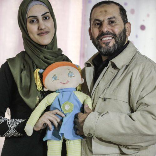 Palestinac 18 godina u izraelskom zatvoru čuvao poklon za kćerku