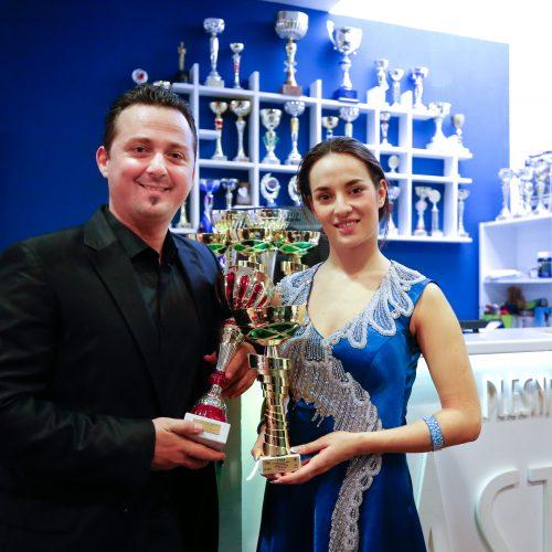 Valentina i Vedran, svjetski prvaci u argentinskom tangu: U njihovom plesu nije ih spriječio ni rat