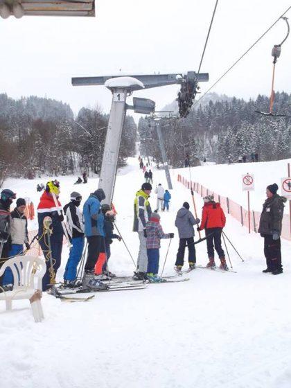 Skijalište Karaula jedino je na području Tuzlanskog kantona (Video)