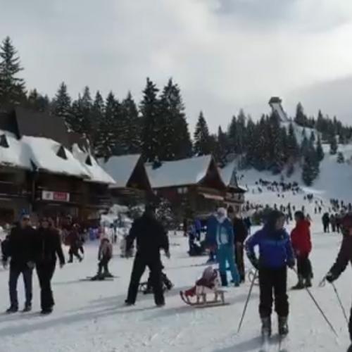 Savršen vikend na Vlašiću (VIDEO)