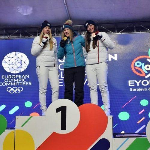 Mladi sportisti Norveške najuspješniji učesnici EYOF-a