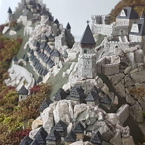 Pogledajte kako je izgledao srednjovjekovni bosanski kraljevski grad – Bobovac