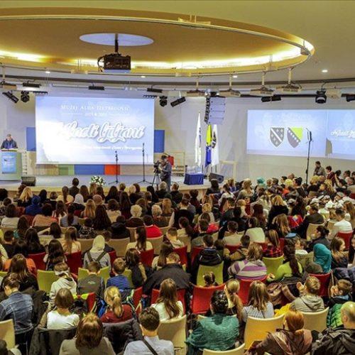 "Manifestacija ""Mladi ljiljani"": Obilježavanje Dana nezavisnosti Bosne i Hercegovine"