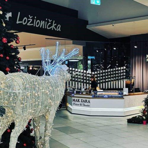 U Sarajevu otvoren novi Choco boutique Mak Zara