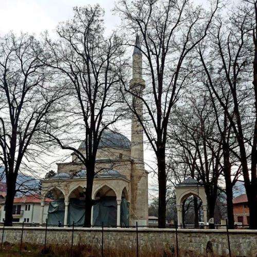 4. maja otvaranje Aladže džamije u Foči