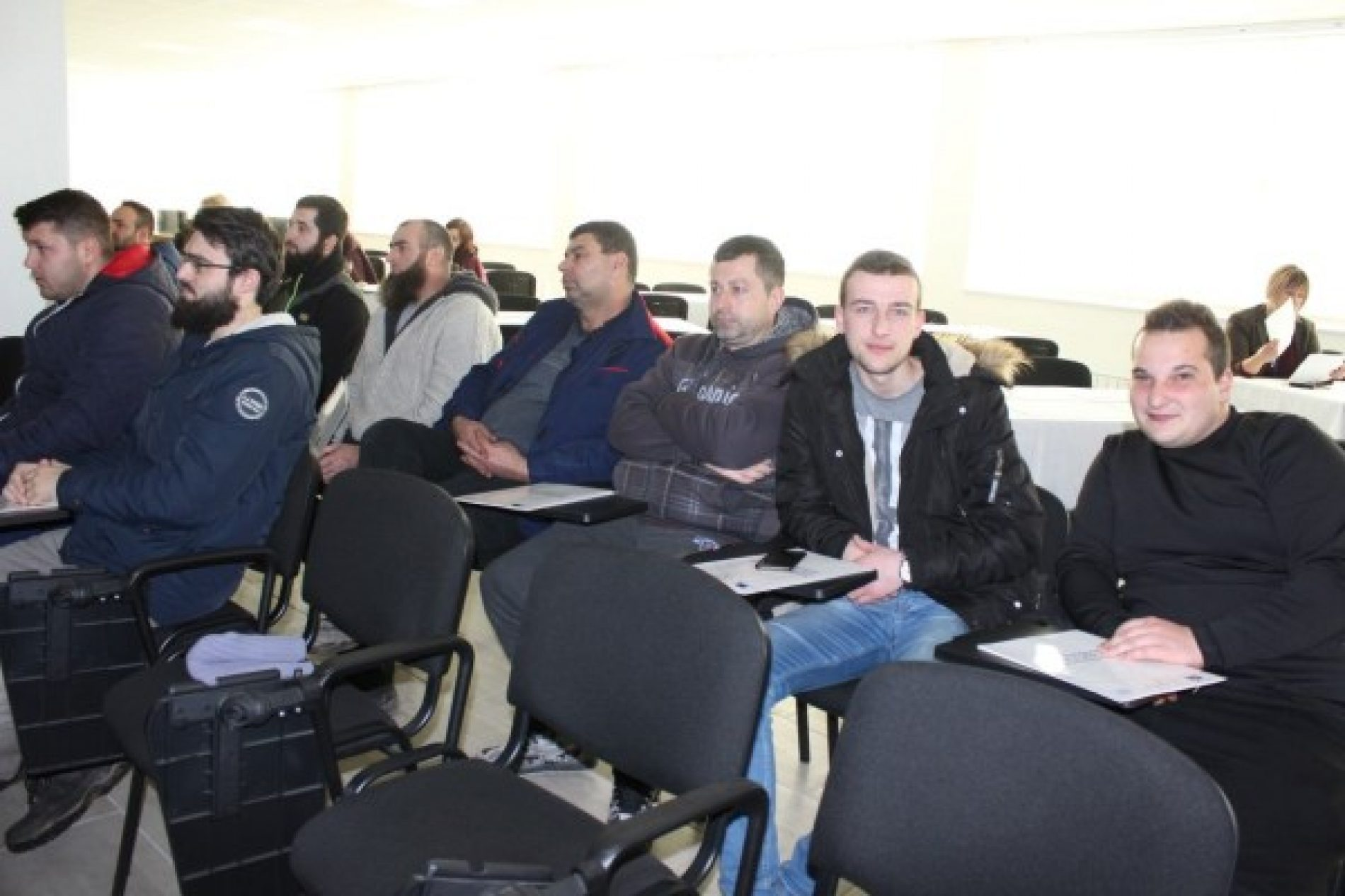 Bosanska Krupa: Posao za 42 novoobučena zavarivača