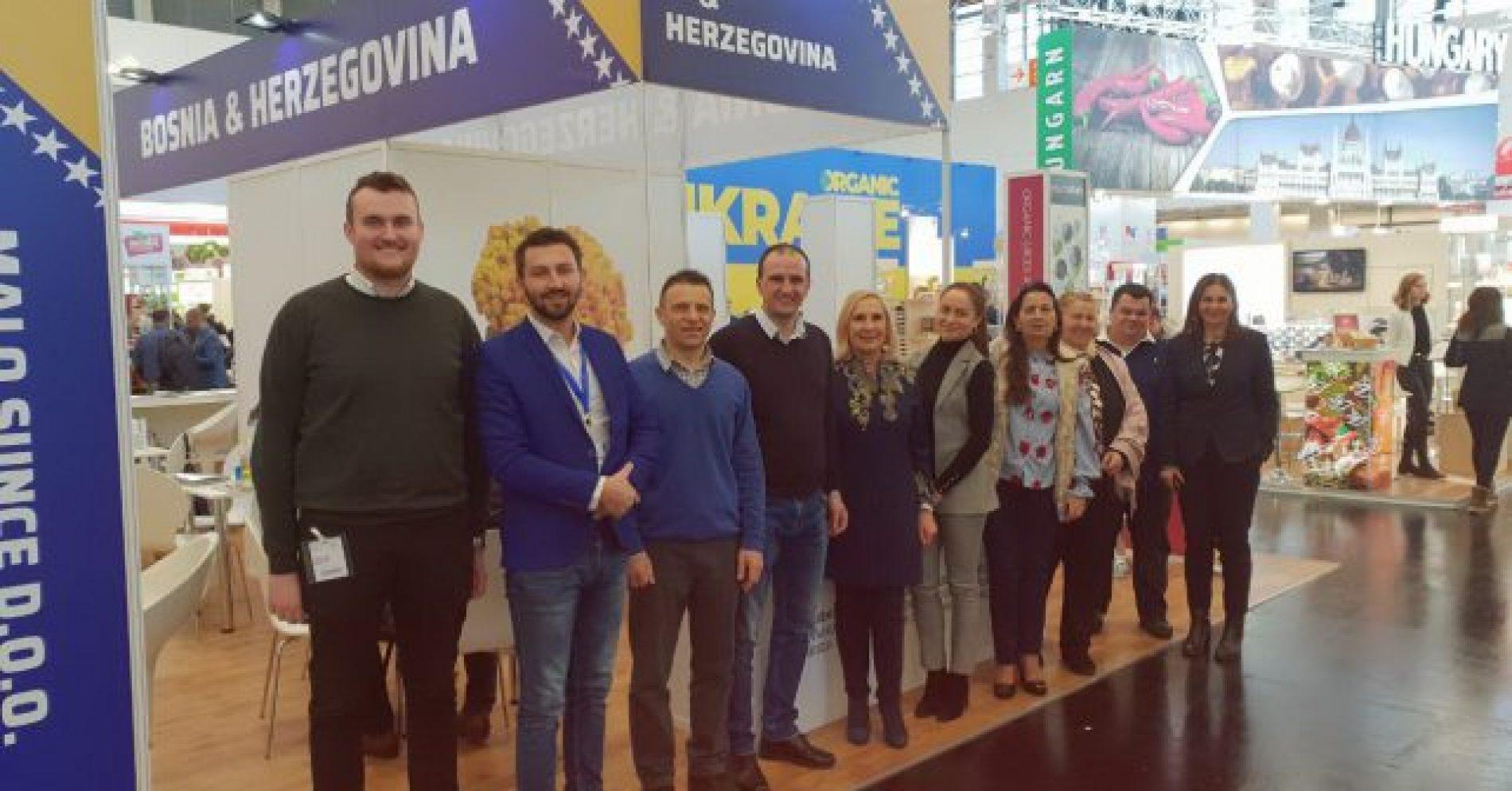 Na najvećem svjetskom sajmu organskih proizvoda prisutno 8 bosanskih kompanija
