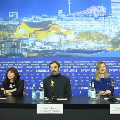 "69. Berlinale: Nagrada filmu ""Šavovi"", scenaristkinje Elme Tataragić"