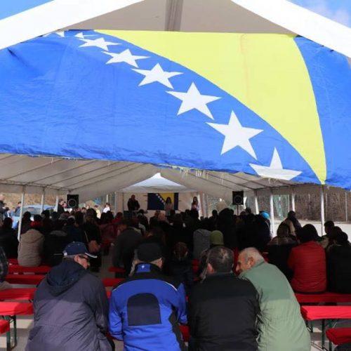 U Kotor Varošu obilježen Dan nezavisnosti Bosne i Hercegovine