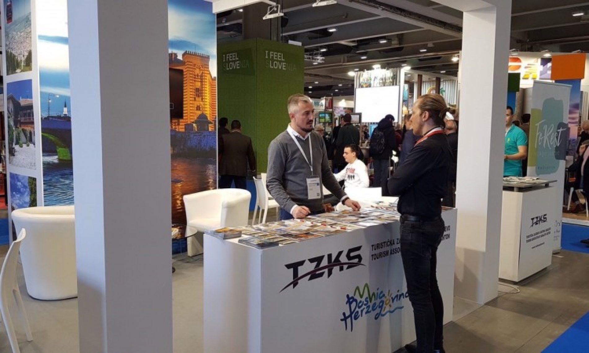 Veliko interesovanje za turističku ponudu Sarajeva na sajmu BIT u Milanu