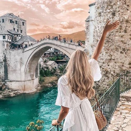 U 2018. u Bosni i Hercegovini oko 1,5 milion turista; više za 12,1 posto u odnosu na godinu ranije