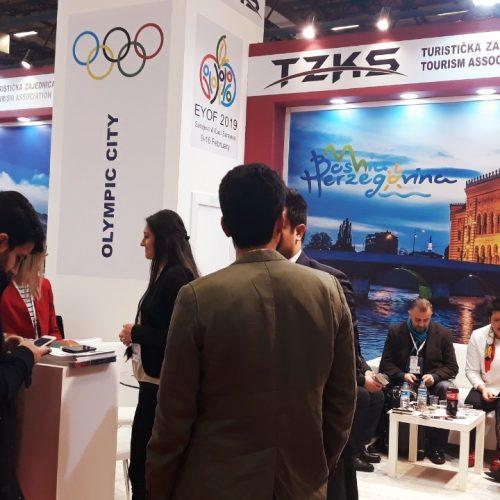 Turistička zajednica KS dobila još jednu u nizu nagrada na prestižnom sajmu EMITT u Istanbulu